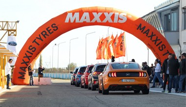MAXXIS POWER WEEKEND